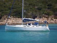 Dufour Yachts Dufour 425 Grand 'Large : Mouillage en Méditerranée